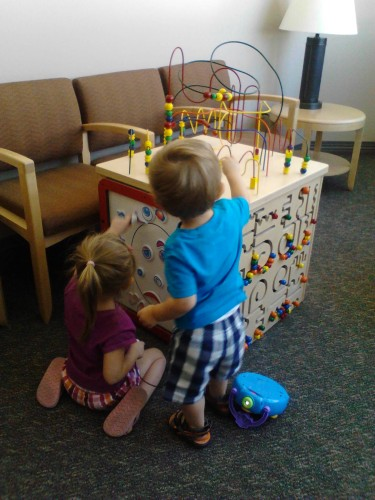 Fun at the Hospital